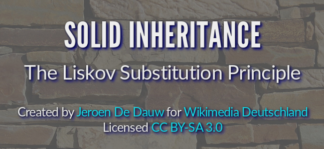 The Liskov Substitution Principle - slide preview